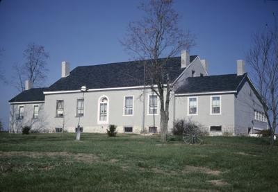 W.S. Vanarsdell House - Note on slide: Bonda Road