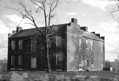 House near Maysville