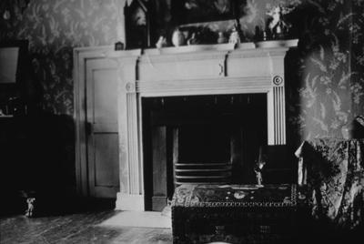 John Wesley Hunt House (Hunt - Morgan House) - Note on slide: Original Mantel
