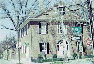 John Wesley Hunt House (Hunt - Morgan House)