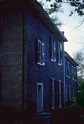 John Wesley Hunt House (Hunt - Morgan House) - Note on slide: North side