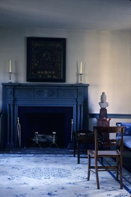 Warwick - Note on slide: Drawing room
