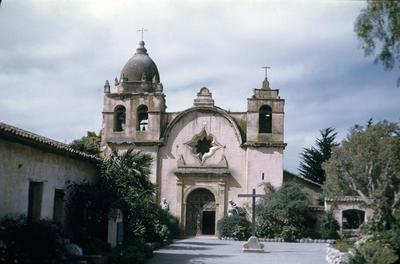 Mission San Carlos Barronco