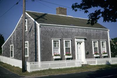 Edward Allen House - Note on slide: 21 Prospect