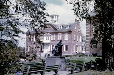 Old Colony House - Note on slide: Richard Mundy