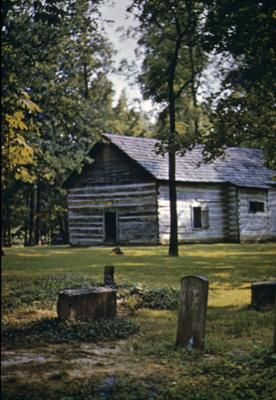 Old Mulkey Meeting House