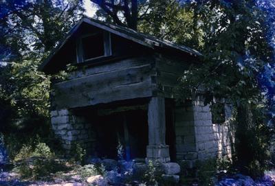 Joseph B. Carroll House - Note on slide: Spring house