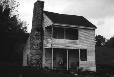 Sam Hutton Log House
