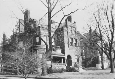 Henry A. Guthrie House - Note on slide: 489 East Main
