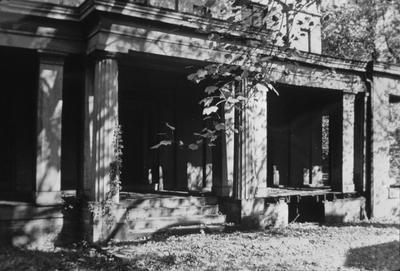 Jason B. Clay Villa - Note on slide: Forest Avenue