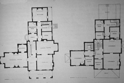 Cane Run - Note on slide: Floor plans