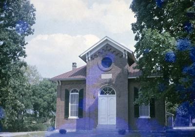 Country Church near Versailles