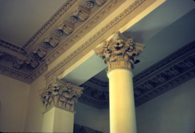 White Hall - Note on slide: Ballroom detail