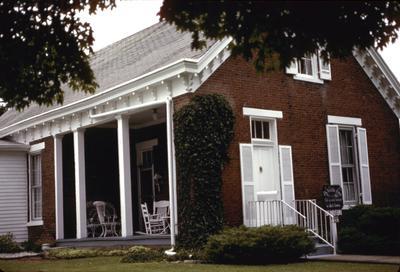 House in Augusta, Kentucky