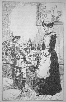 E. Nesbit / The Magic City - Note on slide: H.R. Miller Illustrator