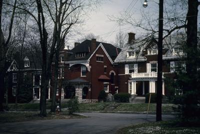 Fayette Park - Note on slide: Center of north side