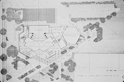 Centre College - Note on slide: Site plan
