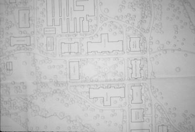 University of Kentucky Preliminary Plan - Note on slide: Detail of plan