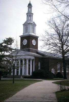 Memorial Hall at University of Kentucky