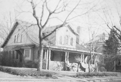 531 Russell Avenue (J.W. Lancaster II House)