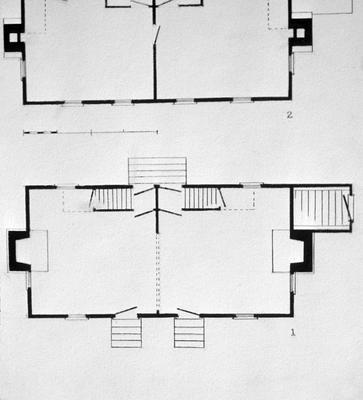Family House - Note on slide: Floor Plans
