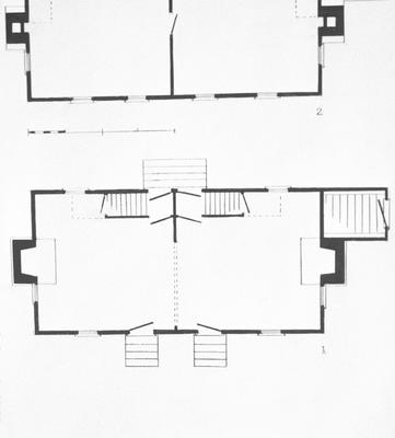 Family House - Note on slide: Floor Plans