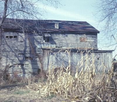 Commercial building - Note on slide: Exterior view
