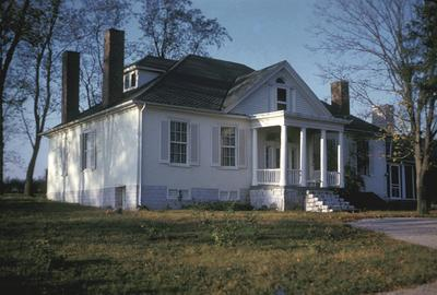 White Hall - Note on slide: Exterior view