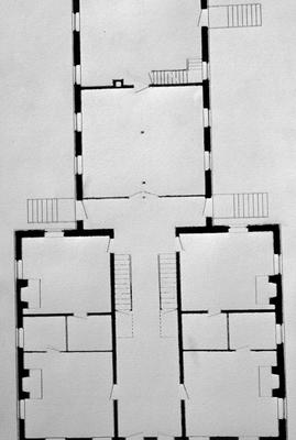 East family house - Note on slide: First floor plans
