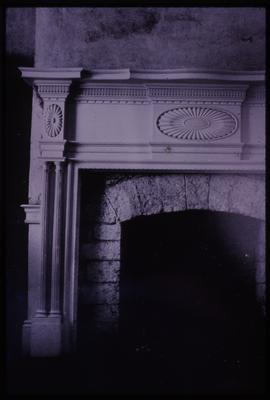 White Hall - Mantel in parlor