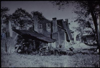 Woodstock - Wm. Hayes House