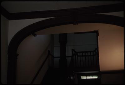 Liberty Hall - Hall Area and Stair Landing