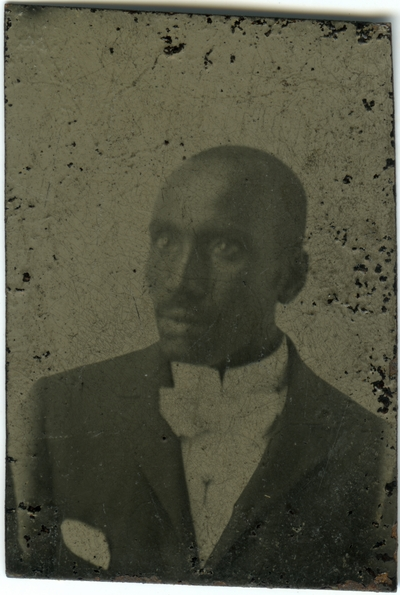 Unidentified African-American male