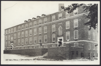 McVey Hall