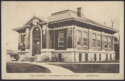 Carnegie Library (2 copies)