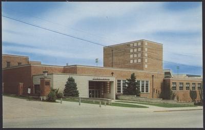 Fine Arts Building (2 copies)