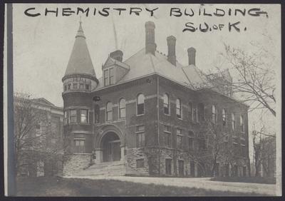 Old Chemistry Building, Gillis Building