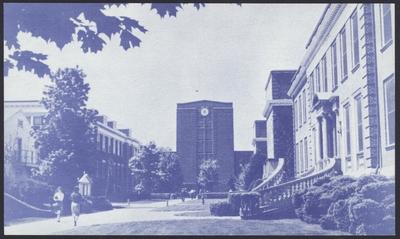 Biological Sciences Building, Funkhouser Building (2 copies)