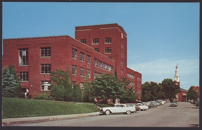 Biological Sciences Building, Funkhouser Building