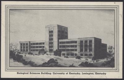 Biological Sciences Building, Funkhouser Building (7 copies)