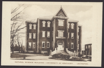 Natural Science Building, Miller Hall (3 copies)