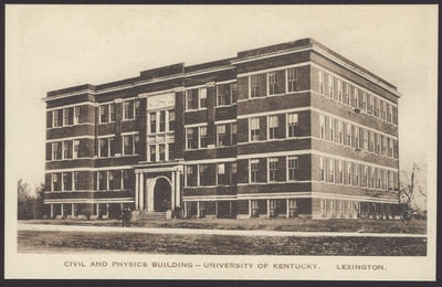 Civil and Physics Building, Pence Hall (2 copies)