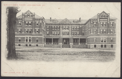 Patterson Hall (2 copies)