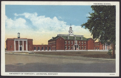 Taylor Education Building (2 copies)