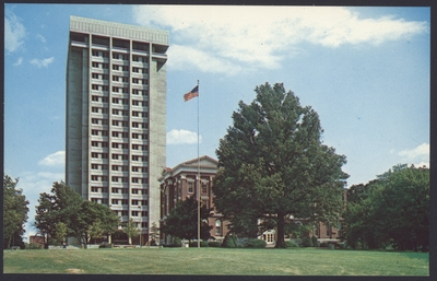 Administration Building and Patterson Office Tower