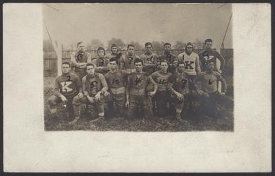 Kentucky State University Football Team of 1909