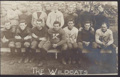1910 University of Kentucky Football Team