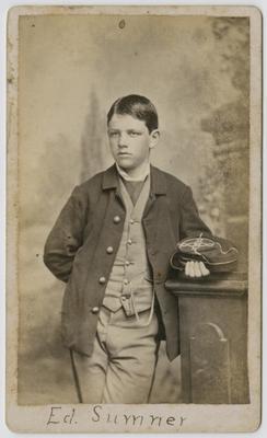 Edward Sumner. St. Louis, Missouri
