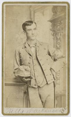 Walter Peyton Wells, Morrilton, Arkansas
