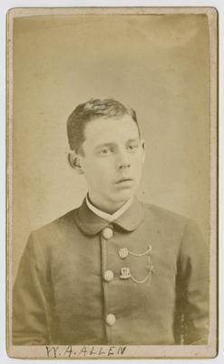 William A. Allen, Farmdale, Kentucky